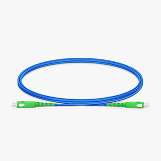 OS2 SC APC Armored Patch Cable
