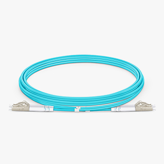 OM3 LC UPC Armored Patch Lead