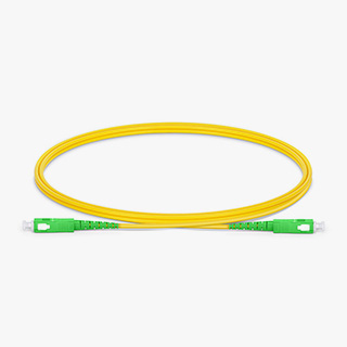 OS2 SC APC Simplex Kabel