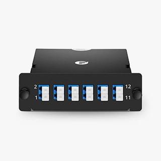 2x Cassetto Ottico MTP®-12 OS2