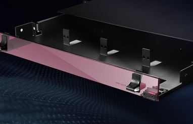 FS.COM Upgraded FHD Fiber Enclosure—Ultra-High-Density Solution for Rack Cabling