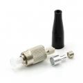 Customised FC Boot Size Singlemode/Multimode Fibre Optic Connector
