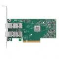 NVIDIA Mellanox MCX4121A-XCAT ConnectX®-4 Lx EN Network Interface Card, 10GbE Dual-Port SFP28, PCIe3.0 x8, Tall&Short Bracket