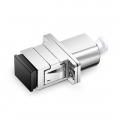 Оптический Переходный Адаптер SC - LC Hybrid Simplex, Металлический,  мама-мама