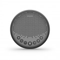 SP630 Altavoz Bluetooth con USB para el hogar y la oficina, algoritmo para la reducción de ruido, recogida de voz de 360 grados con 3 micrófonos, compatible con conexión en cadena (Daisy Chain)