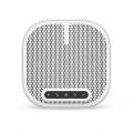 SP640 Altavoz Bluetooth con USB para el hogar y la oficina, recogida de voz de 360 grados con 4 micrófonos, carga de sus dispositivos