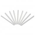 1.2x60mm Fiber Optic Splice Protection Sleeve-Single Fiber, 100pcs/pkg