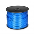 Cat5e Ethernet Bulk Cable, 1000ft (305m), 24AWG Solid Pure Bare Copper Wire, 350MHz, Unshielded (UTP), PVC CMR (Blue)