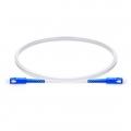 Câble Optique pour Intérieur (FTTH) LSZH, Simplex Monomode 9/125 OS2, Élément de Force FRP