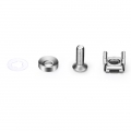 M5 Model Screw and Nut, 50/Pack