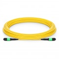 Customised 8-144 Fibres Senko MPO-12 OS2 Single Mode Trunk Cable