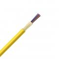 Tight-Buffer Distribution Innenkabel, 24 Fasern Singelmode 9/125 OS2, LSZH, GJFJV