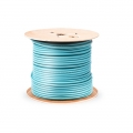 12 Fibers Multimode 50/125 OM3, Plenum, Non-unitized Tight-Buffered Distribution Indoor Cable GJPFJV