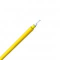 Tight-Buffer Interconnect LWL-Innenkabel, Single-Fiber Singlemode 9/125 OS2, Riser