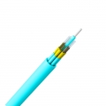 96 Fibers Multimode 50/125 OM3, LSZH, Unitized Tight-Buffered Distribution Indoor Cable GJPFJH