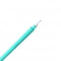 Single-Fiber Multimode 50/125 OM3, Riser, Corning Fiber, Indoor Tight-Buffered Interconnect Fiber Optical Cable