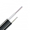 12 Fibers Multimode 62.5/125 OM1, Central Loose Tube, Figure 8 Self-supporting Aerial Waterproof Outdoor Cable GYXTC8Y