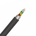 12 Fibers Single-mode Single-Armored Tight Buffered Water-proof Indoor Outdoor Cable