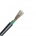 Cable GYTA 72 fibras multimodo 50/125 OM4, blindaje sencillo chaqueta sencilla, tubo suelto, impelmeable para exterior