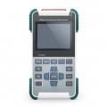 FOTR-203 Handheld OTDR (1310±20nm/1550±20nm, 32/30dB) with FC/SC Connector