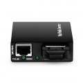 Mini Gigabit Ethernet Media Converter, 1x 10/100/1000Base-T RJ45 to 1x 1000Base-X SC, Dual Fibre, 1310nm 10Km