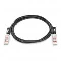Cable Twinax SFP+ 3m 10GbE de Cobre de Conexión Directa (DAC) Pasivo - Compatible con Arista Networks CAB-SFP-SFP-3M - Latiguillo Twinax SFP+