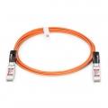 Cable Óptico Activo 10G SFP+ 15m (49ft) - Compatible con Avago AFBR-2CAR15Z