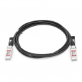 FS for 1m (3ft) Mellanox MCP2100-X001B Compatible, 10G SFP+ Passive Direct Attach Copper Twinax Cable