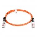2m (7ft) Brocade 10G-SFPP-AOC-0201対応互換 10G SFP+アクティブオプティカルケーブル(AOC)
