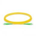 Cable/latiguillo/jumper de fibra óptica SC APC a SC APC 3m OS2 9/125 símplex monomodo PVC 2.0mm