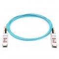 1m (3ft) Cisco QSFP-100G-AOC1M互換 100G QSFP28アクティブオプティカルケーブル(AOC)