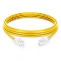 Cable de red Ethernet LAN RJ45 UTP Cat6 10m 10/100/1000 Mbps hasta 10 Gbps PVC - amarillo