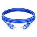 49ft (15m) Cat5e Snagless Unshielded (UTP) PVC Ethernet Network Patch Cable, Blue