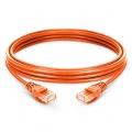 49ft (15m) Cat5e Snagless Unshielded (UTP) PVC Ethernet Network Patch Cable, Orange