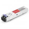 Módulo transceptor con patrones patológicos de vídeo para SD/HD/3G-SDI, 3Gb/s MSA CWDM SFP 40km DOM LC SMF un sólo receptor