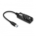 Adaptador de red USB 3.0 a Gigabit Ethernet