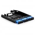 3x SC Duplex, 6 Fibers OS2 Single Mode FHX Fiber Adapter Panel