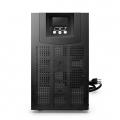 UPS sistema de energía en línea fase única 3kVA 2400W doble-conversión sin batería