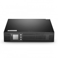 1kVA 800W On-Line Single-Phase Double-Conversion Rackmount UPS without Battery