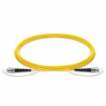 Customized LC/SC/FC/ST Simplex Slow Axis Single Mode Polarization Maintaining Fiber Optic Patch Cable