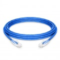 15ft (4.6m) Cat6 Snagless Unshielded (UTP) PVC CM Ethernet Network Patch Cable, Blue