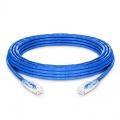 35ft(10.7m) Cat6 Ungeschirmtes (UTP) PVC CM Ethernet Patchkabel, Snagless, Blau