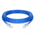 200ft (61m) Cat6 Snagless Unshielded (UTP) PVC CM Ethernet Network Patch Cable, Blue