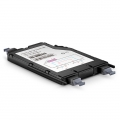 3x MTP Male, 12 Fibres OM4 Multimode FHX TAP Cassette, 50/50 Split Ratio (Live/Tap), 40G