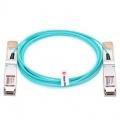 30m (98ft) Genérico compatible 56G QSFP+ Cable óptico activo