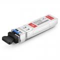 Brocade 25G-SFP28-BXU互換 25GBASE-BX10-U SFP28モジュール(1270nm-TX/1330nm-RX 10km DOM)