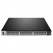 S5800-48T4S, 48-Port Gigabit Ethernet L3 Fully Managed Plus Switch, 48 x Gigabit RJ45, with 4 x 10Gb SFP+ Uplinks