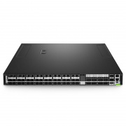 N8550-48B8C, 48-Port 25Gb SFP28, 8 100Gb QSFP28 Uplinks, L3 Trident 3 Data Center Managed Ethernet Switch, Bare-Metal Hardware