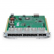 M6200 Series 5 Channels Multi-Rate WDM Converter (Transponder), 10 SFP/SFP+ Slots, 100Mbps to 11.1Gbps Rate