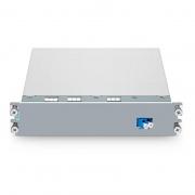 Módulo de compensación de dispersión pasivo basado en DCF 40km, LC/UPC